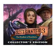 Games Enigmatis 3 - The shadow of Karkhala (Collectors edition) (PC)