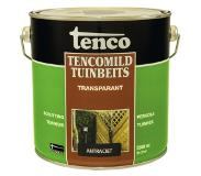 Tenco Mild tuinbeits transparant antraciet 2,5 l