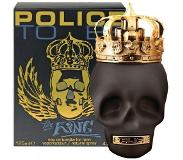 Police To Be The King For Man edt spray 125 ml