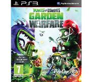Electronic Arts Plants vs Zombies: Garden Warfare, PS3 Basis PlayStation 3 Frans video-game