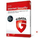 G DATA Internet Security 2018 3gebruiker(s) 1jaar Base license Nederlands