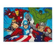 Associated Weavers Marvel vloerkleed Avengers 133 x 95 cm