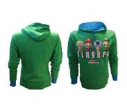 Bioworld Europe Nintendo - Players Green Hoodie - Xl