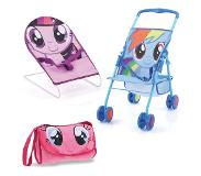 Hauck My Little Pony Verzorgingsset 3in1 Stuk