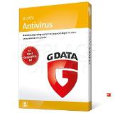 G DATA Antivirus 2018 1gebruiker(s) 1jaar Base license Nederlands