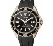 Citizen Horloges Ecodrive Citizen BN0193-17E horloge Eco-Drive Zwart