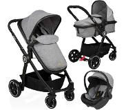 Baninni Kinderwagen Otto 3 in 1 Dusty Gray