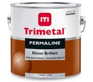 Trimetals Permaline Decor Brillant RAL 9010 zuiver wit 2.5 liter