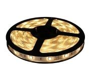 ABC-led LED STRIP - plug & play 5 Meter - 60 LED - Warm Wit - Premium