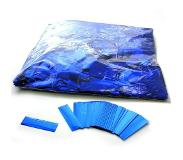 Magic Fx SF metallic confetti 55x17mm bulkbag 1kg Blue
