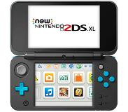"Nintendo New 2DS XL 4.88"" Touchscreen Wi-Fi Zwart, Turkoois draagbare game console"