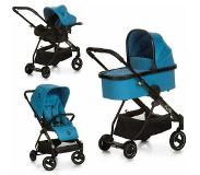 Icoo combi kinderwagen, »Acrobat XL Plus Trio Set Diamond Saphire«