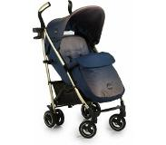 Icoo buggy met licht aluminium frame, »Pace Dressblue«