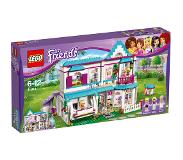 LEGO Friends Stephanies huis 41314