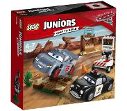 LEGO Juniors Disney Cars Willy's Butte snelheidstraining 10742