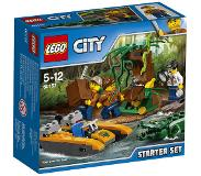 LEGO City jungle startset 60157