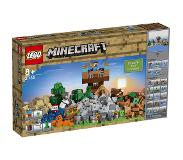 LEGO Minecraft de Crafting-box 2.0 21135