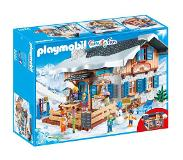 Playmobil Family Fun Skihut 9280