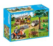 Playmobil Country houthakker met tractor 6814
