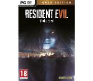 Capcom Resident Evil 7 Biohazard Gold Edition NL/FR PC