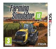 Focus Home Interactive Farming Simulator 18 - 3DS