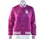 Nike - Athletic Dept Satin Varsity Jacket - Dames - maat L