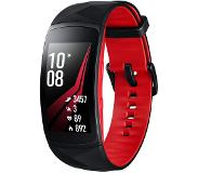"Samsung SM-R365 smartwatch Black,Red SAMOLED 3.81 cm (1.5"") GPS"