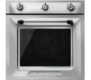 Smeg SF6905X1 oven Elektrische oven 70 l 3000 W Roestvrijstaal A