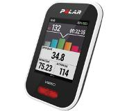 Polar V650 HR Wireless bicycle computer Zwart