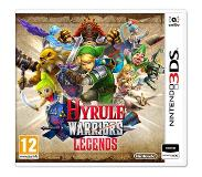 Nintendo Hyrule warriors (3DS)