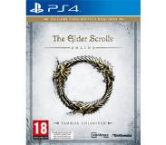 Games Elder scrolls online (Tamriel unlimited crown edition) (PS4)
