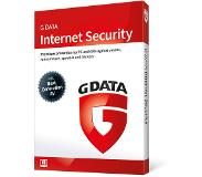 G DATA Internet Security 2018 1gebruiker(s) 1jaar Base license Nederlands