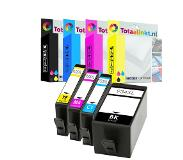 HP Alternatief HP C2P23AE (HP934XL) Multipack 4 inktcartridges - 51765.02