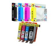 Compatriot HP Photosmart C309c premium fax inktcartridge | Multi-color 4-pack