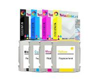 Compatriot HP Officejet Pro 8500A inktcartridge | Multi-color 4-pack