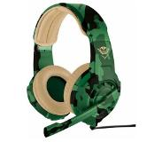 Trust GXT 310C Radius Gaming jungle camo headset (PC/Xbox One) Jungle camo
