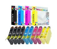 Compatriot T0712 compatible inkt cartridge Epson Stylus Office B1100