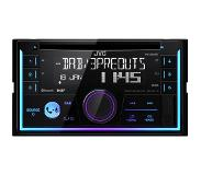JVC KW-DB93BT Zwart Bluetooth autoradio