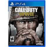 Activision Call of Duty: WWII Basis PlayStation 4 video-game