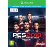 Konami Pro Evolution Soccer 2018 (Legendary Edition) | Xbox One