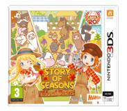 Nintendo Story of Seasons: Trio of Towns - 2DS + 3DS