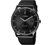 Citizen Horloges Ecodrive Citizen BM7405-19E horloge Sports Eco-Drive Zwart