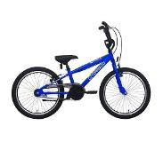 Bike Fun Cross Tornado 20 Inch 40 cm Junior Terugtraprem Blauw