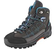 Lowa Wandelschoen Lowa Junior Approach GTX Mid Anthracite Turquoise-Schoenmaat 35 (UK 2.5)