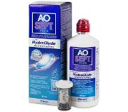 Alcon AO SEPT PLUS HydraGlyde Lenzenvloeistof 5 x 360 ml