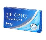 Alcon Air Optix plus HydraGlyde (6 lenzen)