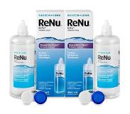 Bausch & Lomb ReNu MPS Sensitive Eyes lenzenvloeistof (2 x 360 ml)