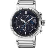 Citizen BZ1001-86E horloge - Zwart - 45.5 mm