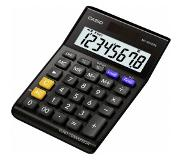 Casio MS-80VERII calculator Desktop Rekenmachine met display Zwart