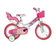 Barbie Kinderfiets, Dino, »Barbie«, in 12/14 of 16 inch